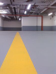 Резиновое покрытие для паркинга от Мастерфайбр 3